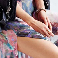 We Are Kindred Printed Skirt - Urban Outfitters