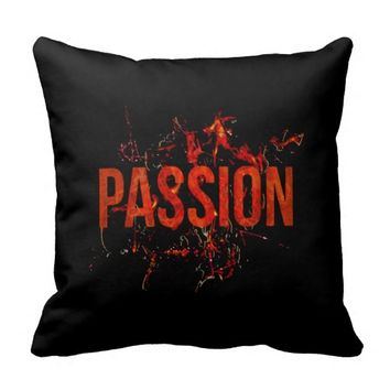 Passion and Lust Grunge Design
