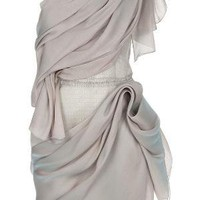 ROKSANDA ILINCIC Draped dress