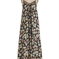Wish Fulfillment Dress in Floral - Maxi | Mod Retro Vintage Dresses | ModCloth.com