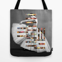 Extremities Tote Bag by Eugenia Loli