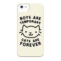 CATS ARE FOREVER IPHONE CASE - iPhone
