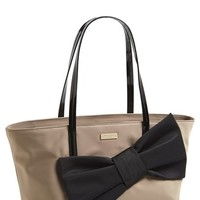 kate spade new york 'petal drive lyndon' bow tote | Nordstrom