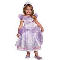 Disney Sofia the First Deluxe Costume - Toddler