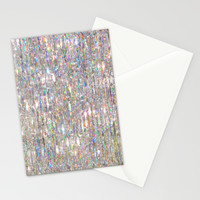 To Love Beauty Is To See Light (Crystal Prism Abstract) Stationery Cards by soaring anchor designs ⚓ | Society6