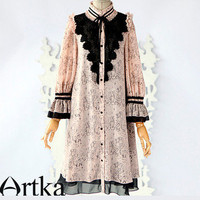 sweet Lolita chiffon dress