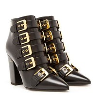 LAURENCE DACADE | Double Buckle Boot | Browns fashion & designer clothes & clothing