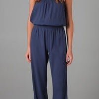 Bop Basics Long Jumpsuit