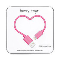 HAPPY PLUGS Lightning iPhone 5 Charge/Sync Cable