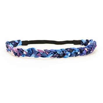 Trillium Galaxy Braided Headband