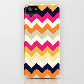 Chevron iPhone & iPod Case by Ornaart | Society6