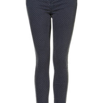 MOTO Super Soft Pin Spot Leigh Jeans - New In This Week  - New In