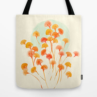 The bloom lasts forever Tote Bag by Budi Satria Kwan