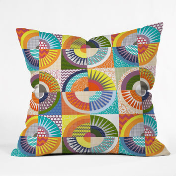 Sharon Turner Seaview Beauty Throw Pillow