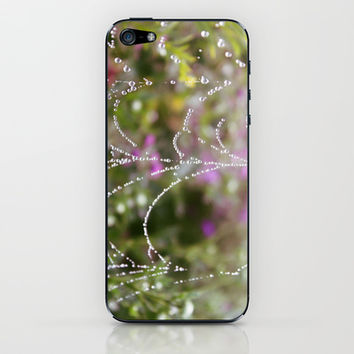 String of Pearls iPhone & iPod Skin by KirbyLKoch | Society6