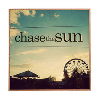 Chelsea Victoria Chase The Sun Framed Wall Art