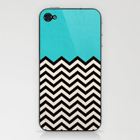 Follow the Sky - iPhone & iPod Skin by Bianca Green | Society6