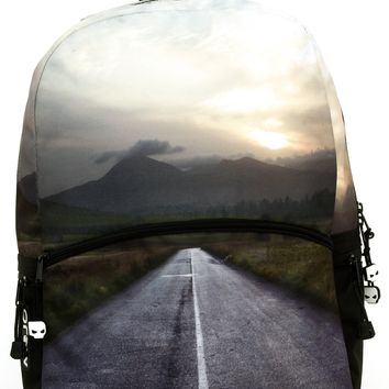 """The Road"" Backpack by Mojo Backpacks"