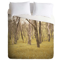 Bree Madden In The Trees Duvet Cover - Luxe Duvet Cover /