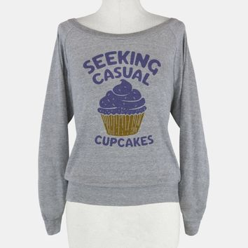 Seeking Casual Cupcakes