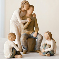 WillowTreeStore.com You and Me - Caring and Spirited Child Family Gathering