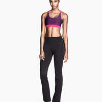 Yoga Pants - from H&M