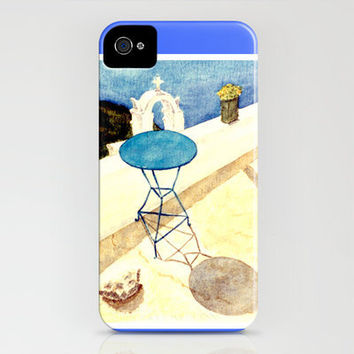 Greek Memories No. 5 iPhone Case by Vargamari | Society6