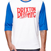 Brixton Coventry 3/4 Sleeve T-Shirt at PacSun.com