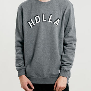 A Question Of Holla Sweatshirt  New This Week  New In