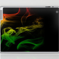 Smoke Laptop & iPad Skin by haleyivers | Society6