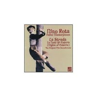 Nino Rota: Fellini Masterpieces - La Strada / Le Notti di Cabiria [Original Film Soundt Rota,Nino CD | Free Shipping at DeepDiscount.com