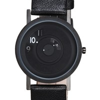 Reveal Watch in Black 40mm by Projects Design - Pop! Gift Boutique