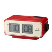 Digital Flip Clock in Red (Small) - Pop! Gift Boutique