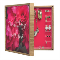 Maybe Sparrow Photography Do All Things With Love Roses BlingBox Petite