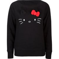 VANS x Hello Kitty Whiskers Womens Sweatshirt 195320100 | Sweatshirts &amp; Hoodies | Tillys.com