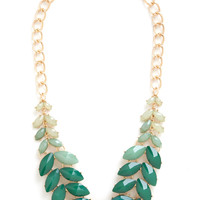 Berry Good Harvest Necklace in Greenery | Mod Retro Vintage Necklaces | ModCloth.com