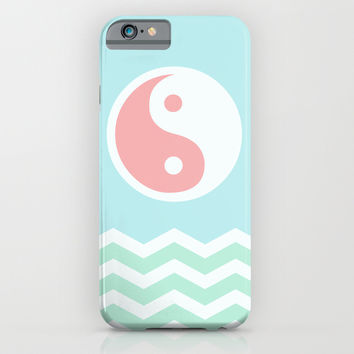 Sun Moon Lake iPhone & iPod Case by BeautifulHomes