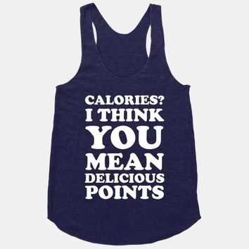 Calories? I Think You Mean Delicious Points