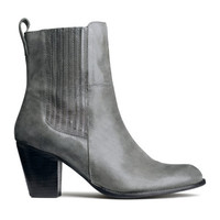 H&M Leather Boots $99