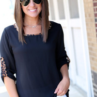 Right Meow {Blouse}