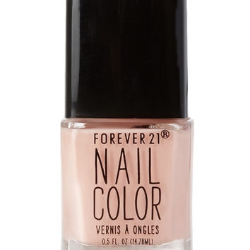 Neutral Nude Nail Polish