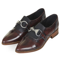 **Snaffle Loafers by Unique