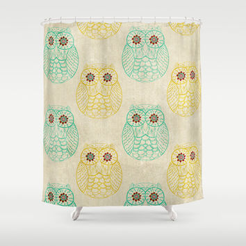 Owl Always Love You Shower Curtain by rskinner1122
