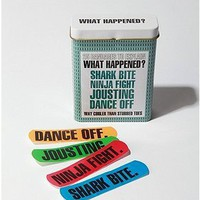Gift Ideas / What Happened Bandages ($1-20) - Svpply