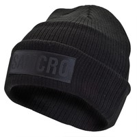 Sons of Anarchy - Samcro Leather Logo Knit Hat