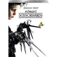 Edward Scissorhands (Widescreen Anniversary Edition) (1990)