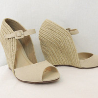 One Particular Harbor Wedge -  $30.00 | Daily Chic Shoes | International Shipping