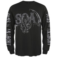 Sons of Anarchy - Layered SOA Long Sleeve