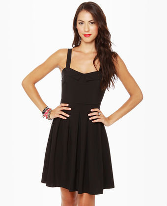 Girlfriend Material Black Dress