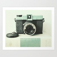 Sweet Diana Art Print by simplyhue | Society6